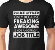 The Police awesome Unisex T-Shirt