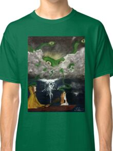 The Alien, the Dog, and Dingus X Classic T-Shirt