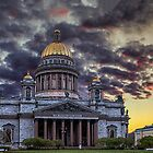 Saint Isaac's Cathedral by LudaNayvelt