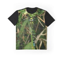 Resting dragonfly - image 2 Graphic T-Shirt