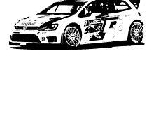 VW-Polo-R-WRC 2014 by garts
