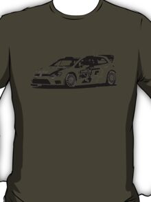 VW-Polo-R-WRC 2014 T-Shirt
