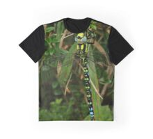 Resting dragonfly - image 1 Graphic T-Shirt