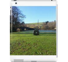 Frosty Dartmoor Bridges Moonstone iPad Case/Skin