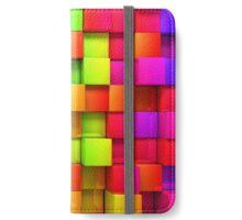 Cubes iPhone Wallet/Case/Skin