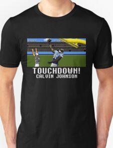 Techmo Bowl Touchdown Calvin Johnson T-Shirt