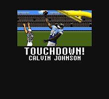 Techmo Bowl Touchdown Calvin Johnson Unisex T-Shirt