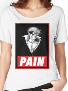 Pain Women's Relaxed Fit T-Shirt