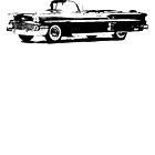 Chevrolet Impala Convertible by garts