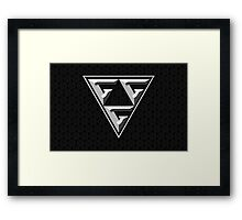 GGG Chaos SPECIAL Framed Print