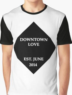G-Eazy Downtown love Graphic T-Shirt