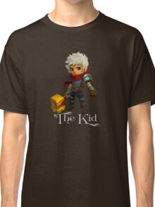 The Kid with Text Classic T-Shirt