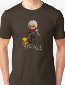 The Kid with Text T-Shirt