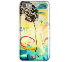 Black Spot iPhone Case/Skin