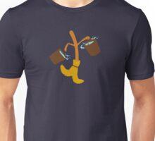 Fantasia Broomstick Unisex T-Shirt
