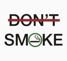 Smoke by de-con