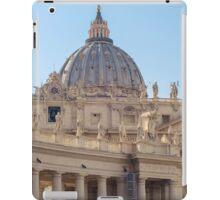 Rome - St Peter Basilica iPad Case/Skin