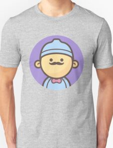 Mini Characters - Beanie Hipster Unisex T-Shirt