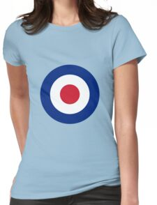 Royal Air Force - Roundel Womens Fitted T-Shirt