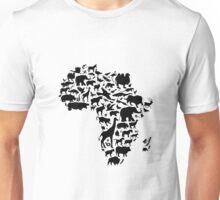 Animals of Africa Unisex T-Shirt