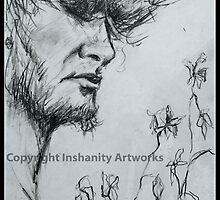 Misery Poet by inshanityart