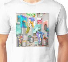 Head Art Unisex T-Shirt