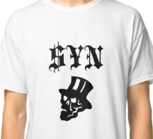 SYN SKULL Avenged Sevenfold Merch Classic T-Shirt