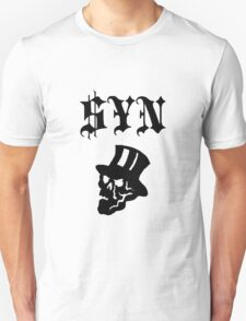 SYN SKULL Avenged Sevenfold Merch Unisex T-Shirt