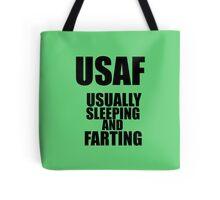 farting Tote Bag