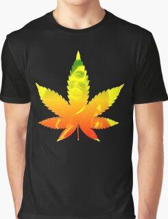 Legalize weed marijuana ganja Bob Marley shirt rastafari Graphic T-Shirt