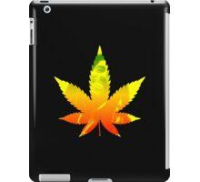 Legalize weed marijuana ganja Bob Marley shirt rastafari iPad Case/Skin