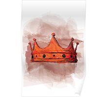 The Bloody Crown || Macbeth  Poster