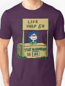 Life helper - vintage version Unisex T-Shirt