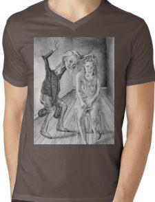 Hysterics Mens V-Neck T-Shirt