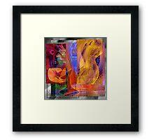 Indulgence Framed Print
