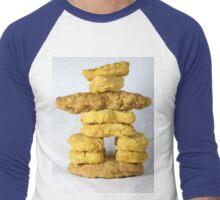 McNukshuk Men's Baseball ¾ T-Shirt