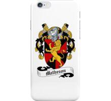 Matheson  iPhone Case/Skin