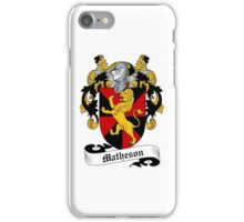 Matheson  iPhone Case/Skin