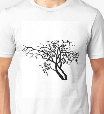 Tree of seasons Unisex T-Shirt