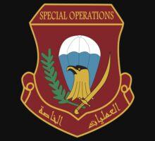 Iraqi Special Operations Forces (ISOF) - قوات العمليات الخاصة العراقية Kids Tee