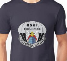 United States Air Force Pararescue Unisex T-Shirt