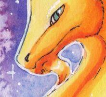 Dragon Portrait Sticker