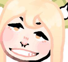 Smug Hiyoko  Sticker