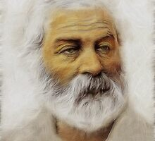 Walt Whitman by JohnDSmith