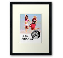 Team Arianna PLL Framed Print