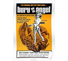 Bury Me An Angel Poster