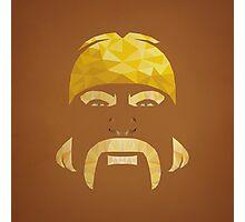 Hulk Hogan Photographic Print