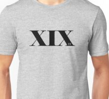 19 Unisex T-Shirt