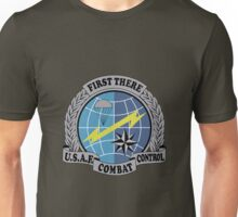 United States Air Force Combat Control Unisex T-Shirt