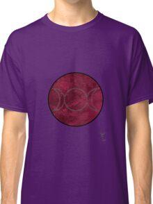 Triple Goddess red velvet Classic T-Shirt